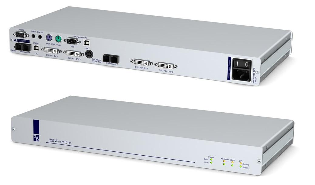 Guntermann and Drunck LwLVision(M)-MC2-AR-PC