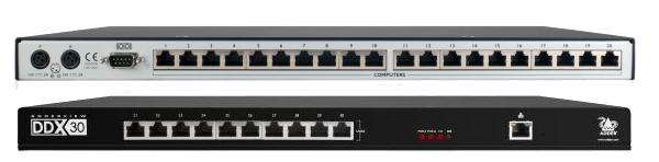 Adder DDX30 (Discreet Digital Matrix) 30 Port Digital KVM Matrix Switch