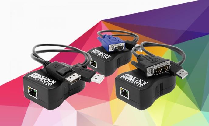 Adder DDX DVI Computer (Transmitter) Access Module
