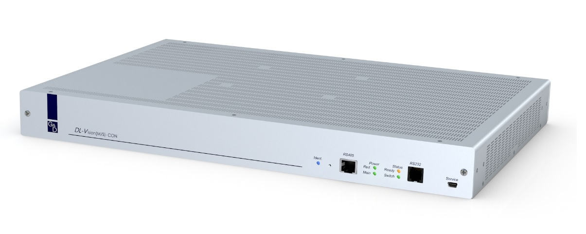 GDsys DL-Vision(S)-ARU2+CON User Console - 1 x DVI-DL PS/2-USB Audio RS232 USB 2.0 DT/RM