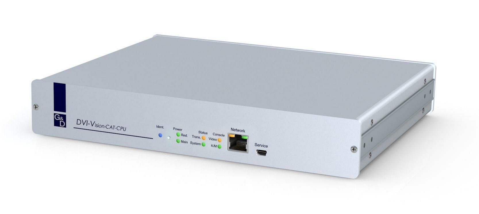 GDSys DVI Catx Extender CPU Module - DVI-Vision-CAT-ARU-CPU