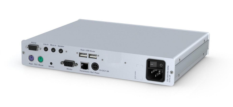 GnD Cat Extender - Console Unit DVI-Vision-CAT-ARU-CON