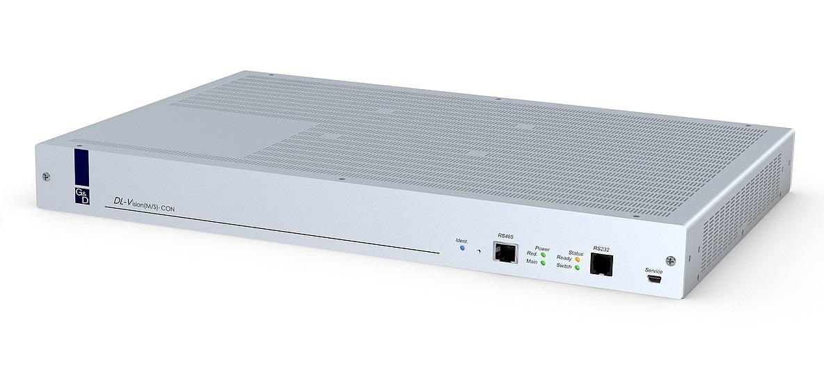 GnD Fibre DVI-Vision-F(M)-ARU2-CON Console Unit