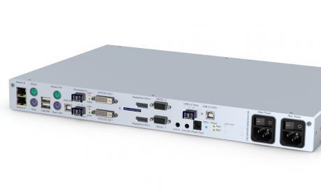 GDSys DL-Vision(M)-MC2-ARU2+CPU Transmitter unit - 2 x DVI-DL PS/2-USB Audio RS232 USB2.0 DT/RM