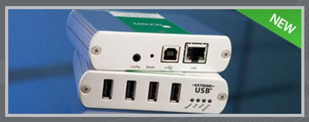 ICRON USB 2.0 Ranger 2304GE-LAN-AU