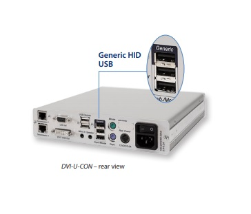 GDSys DVI-U-CON User Console  (integrated USB)