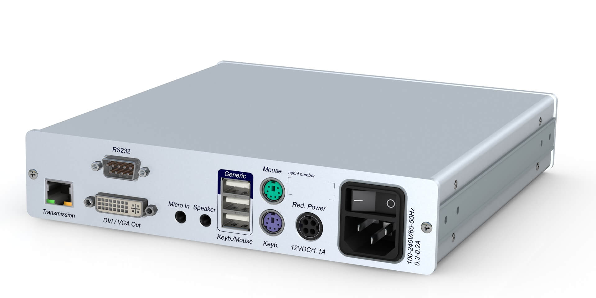 GDSys DVI-Vision-CAT-ARU2 CON Module Extender