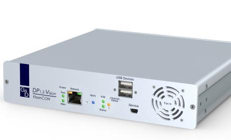GDSys  DP1.2-Vision-Fiber(M)-ARU2-CON  User Module