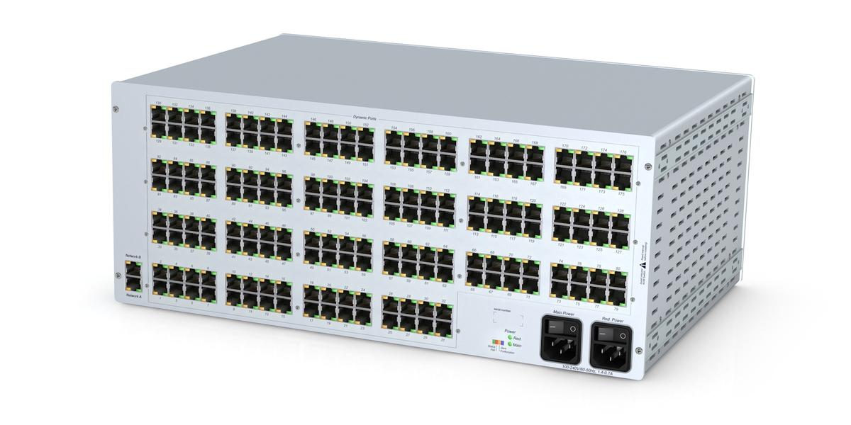GDSys ControlCenter Compact 176 Dynamic Ports 3HU