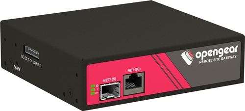 Opengear 4 Port Remote Site Gateway  - Serial Console Server