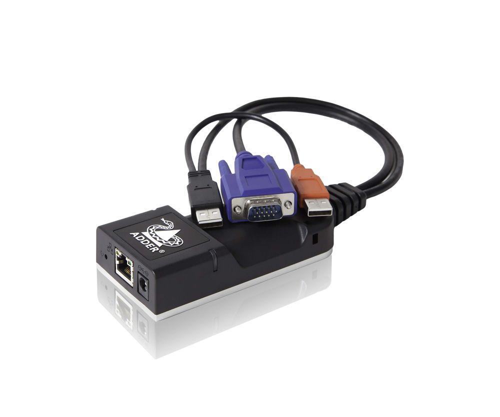 Adderlink INFINITY Zero U VGA transmitter.