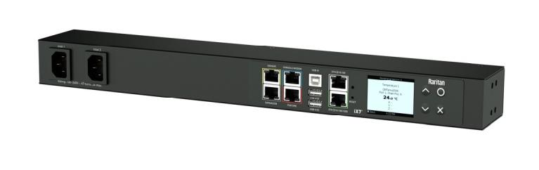 Smart Rack Controller, Supports DX & DX2, Control Environmental Sensors, Monitor Locks, Asset Management