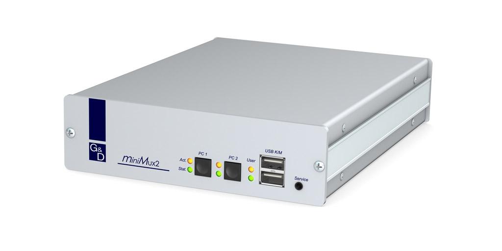G&D miniMUX2-RM PS2