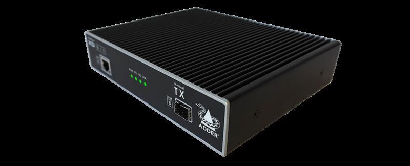 Adderlink Quad Head HD 1920x1200 Display Port Extender using Multi-Stream Transport (MST)