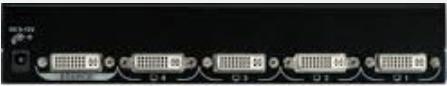 Active 4 Port DVI Video Splitter  VSDA-104  (EOL)