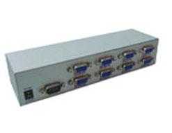 VGA Video Booster/Splitter 8 Port  (Limited Stock)