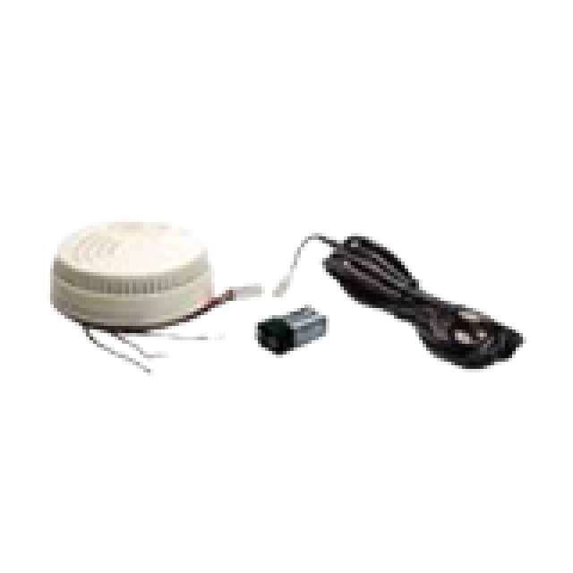 OpenGear Smoke Detector/Alarm (110V AC, NEMA 5-15)