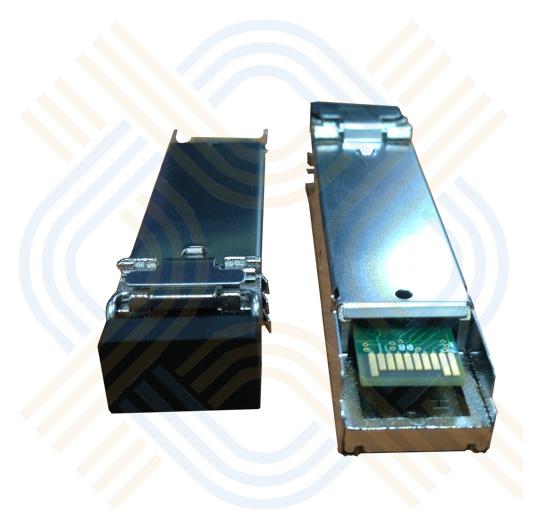 Adder Single mode SFP fibre transceiver with LC connectors