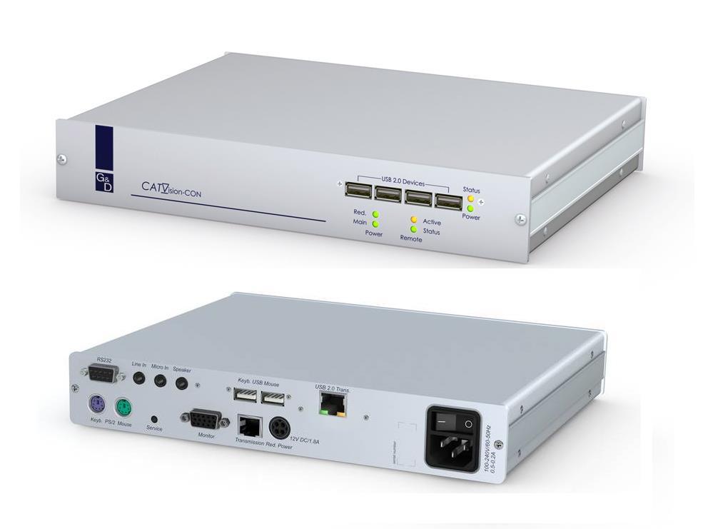 Guntermann and Drunck CATVision-U2-CPU-RM