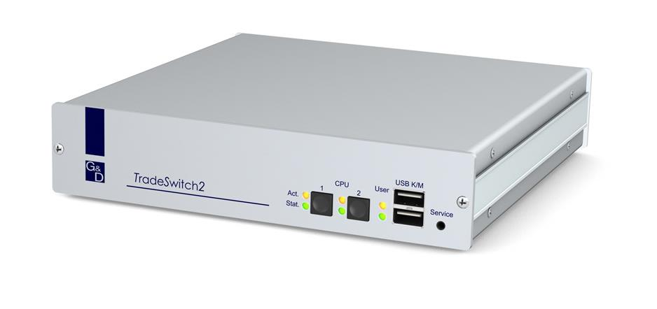 Guntermann and Drunck TradeSwitch2-USB-RM