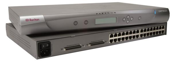 Raritan Paragon II P2-UMT832S Cat X Matrix KVM Stacking Switch (One Only)