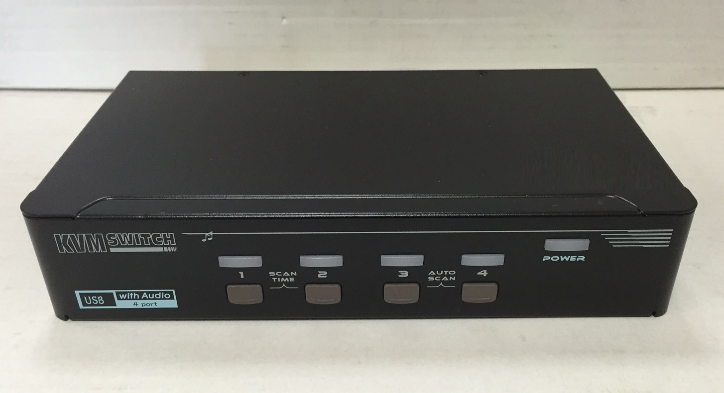 HDMI Switch with Audio 4 Port   (limited Stock)