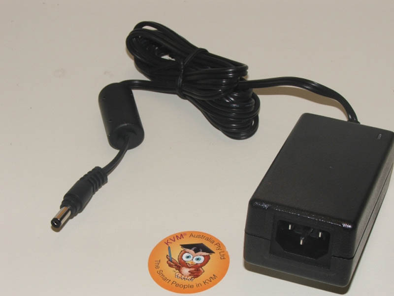 Adder 5V 2.5A 12W Power Adapter,  IEC Input 100-240V  - ALIF1000, X50, X100, X200, AVX1000, AV4ProXX series, X-USBPro Series and IPEPS