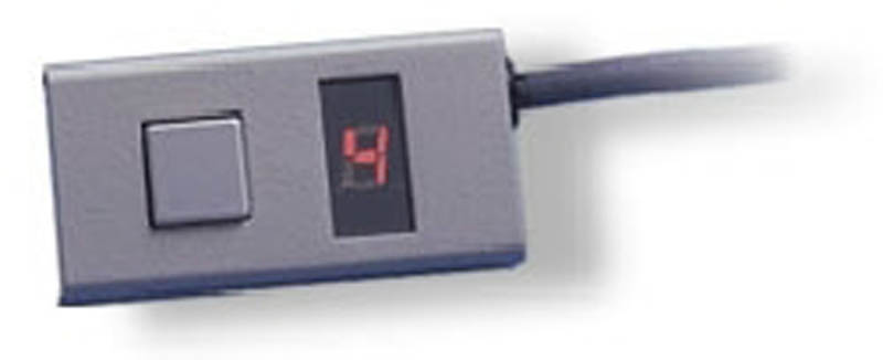 Adder Remote Control Unit - RC1 Serial Keypad - 20m