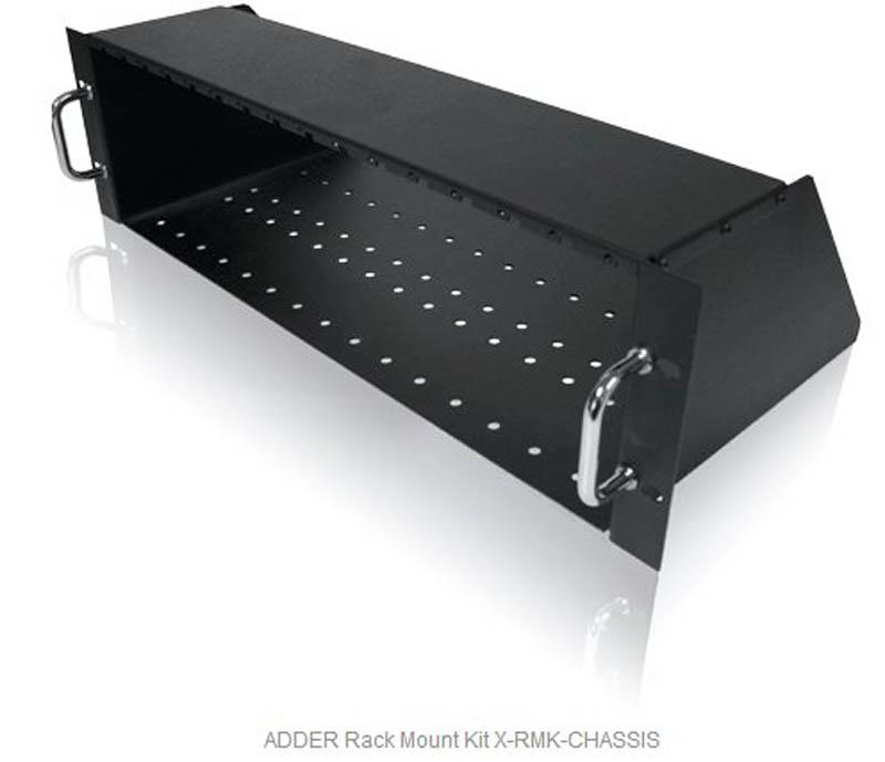 "ADDERLink X-Series 19"" 2U Rack mount chassis kit"