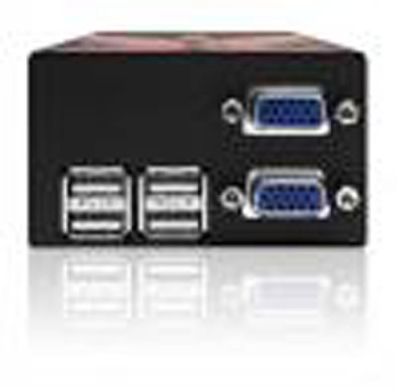 ADDERLink VGA, USB & Audio KVM Extender 300mt, Multi Screen