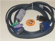 ADDER KVM Interface Cable USB & VGA - PS/2 & VGA 10m  (limited Stock)