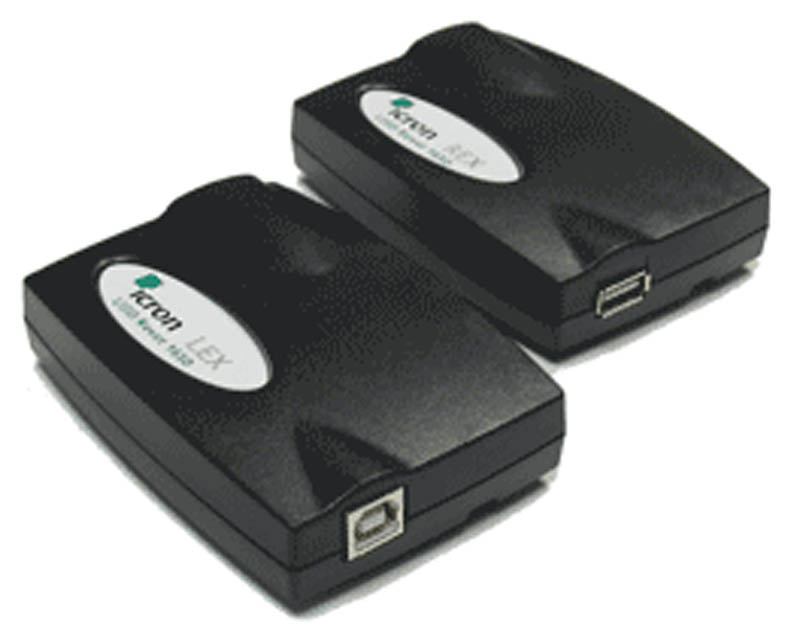 ICRON USB Rover 2650 - 2 Port Catx USB Extender Pair, OEL (limited stock)