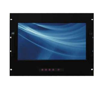 OEM Wall mount 17.3' Full HD Monitor with USB Touchscreen (24VDC)