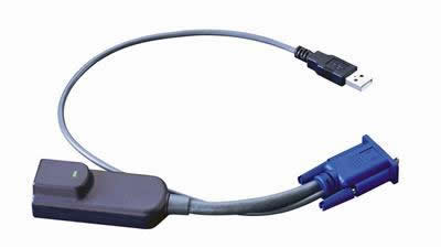 Cyberiew VGA/USB Dongle for Cat6 KVM