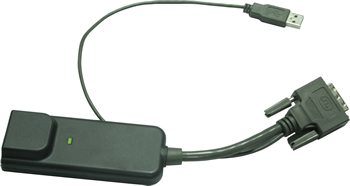 Cyberiew  DVI USB Dongle for Cat6 KVM