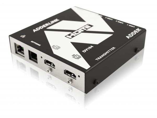 ADDERLink HDMI Digital video/audio Transmitter, extender and drive up to four remote displays