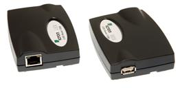 ICRON USB Rover 1300 - Single USB Cat5 Extender Pair  EOL (limited Stock)