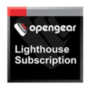 Opengear Lighthouse Subscription 1 Year Per Node Price for 1 - 5 Nodes