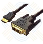 DVI to HDMI Cable 10mt   EOL