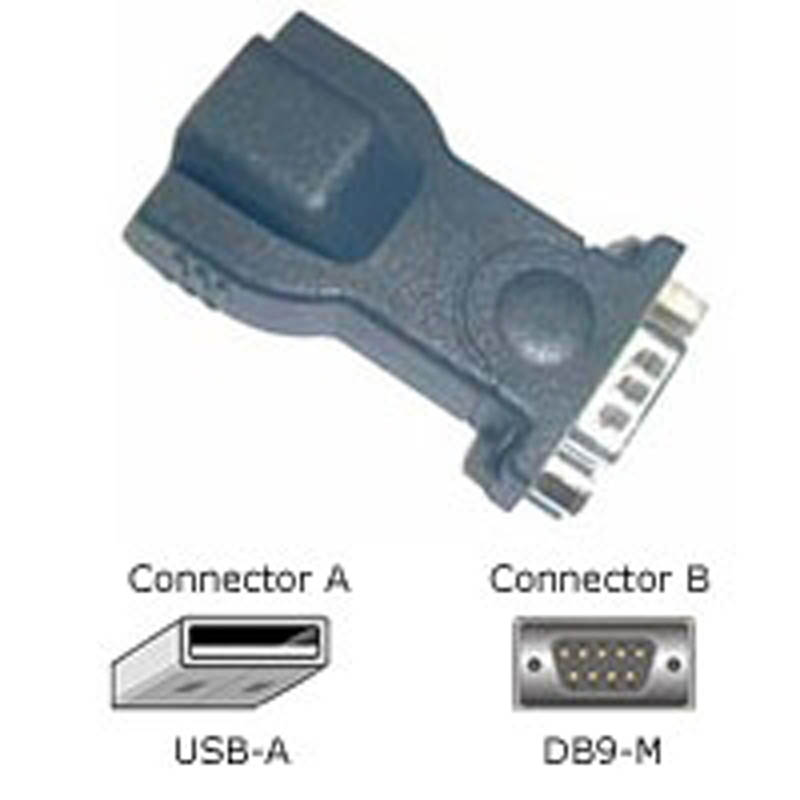 BAFO USB to Serial DB9M RS-232 Converter